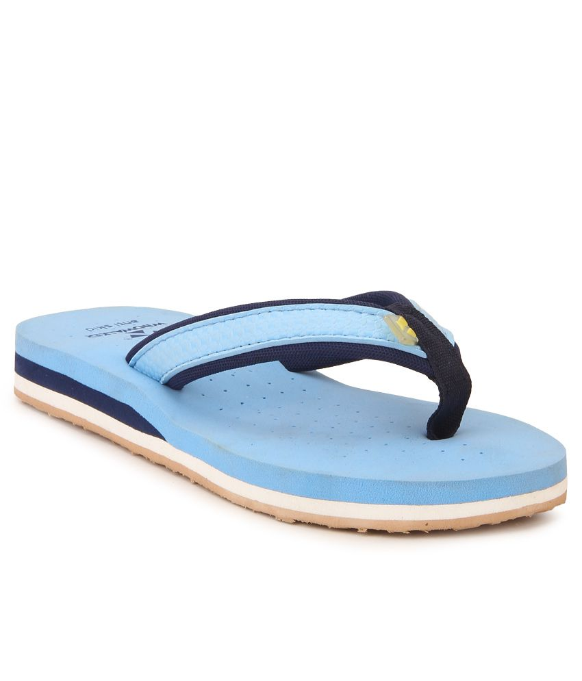 Windwalker Kawai 2 Blue Flip Flops