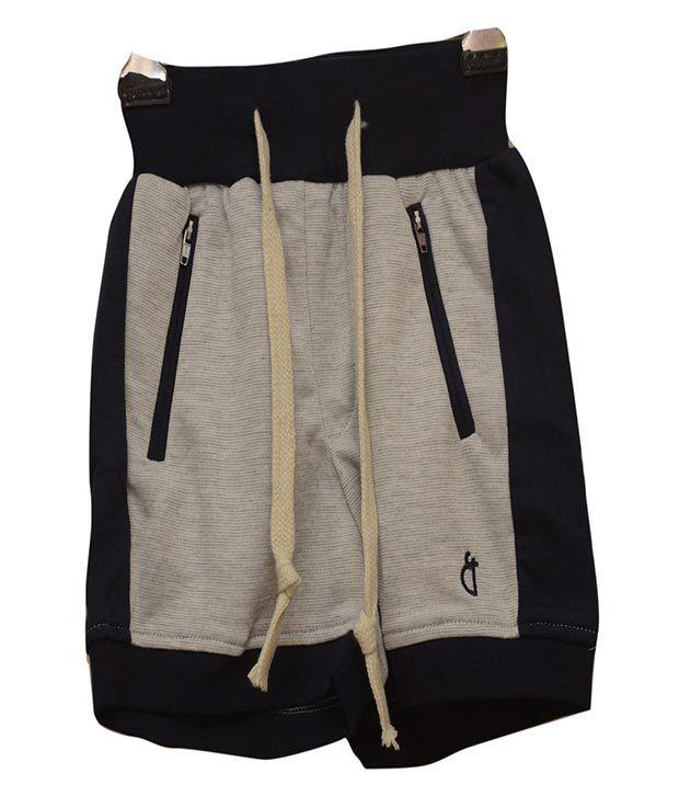 Titrit Multicolour Denim Shorts