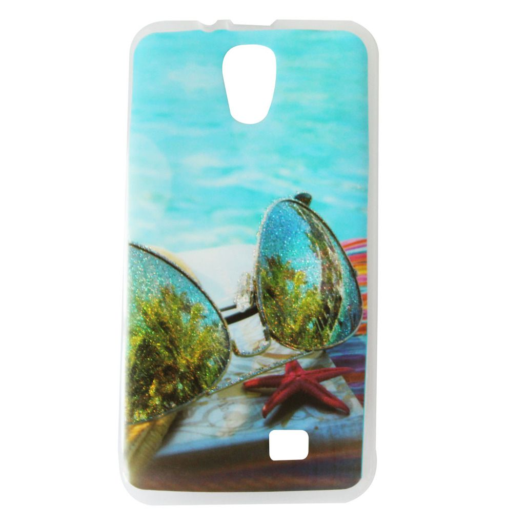 buy popular 7c37b 24cf3 Micromax Bolt Q383 Printed Cover By AROMA - Printed Back Covers ...