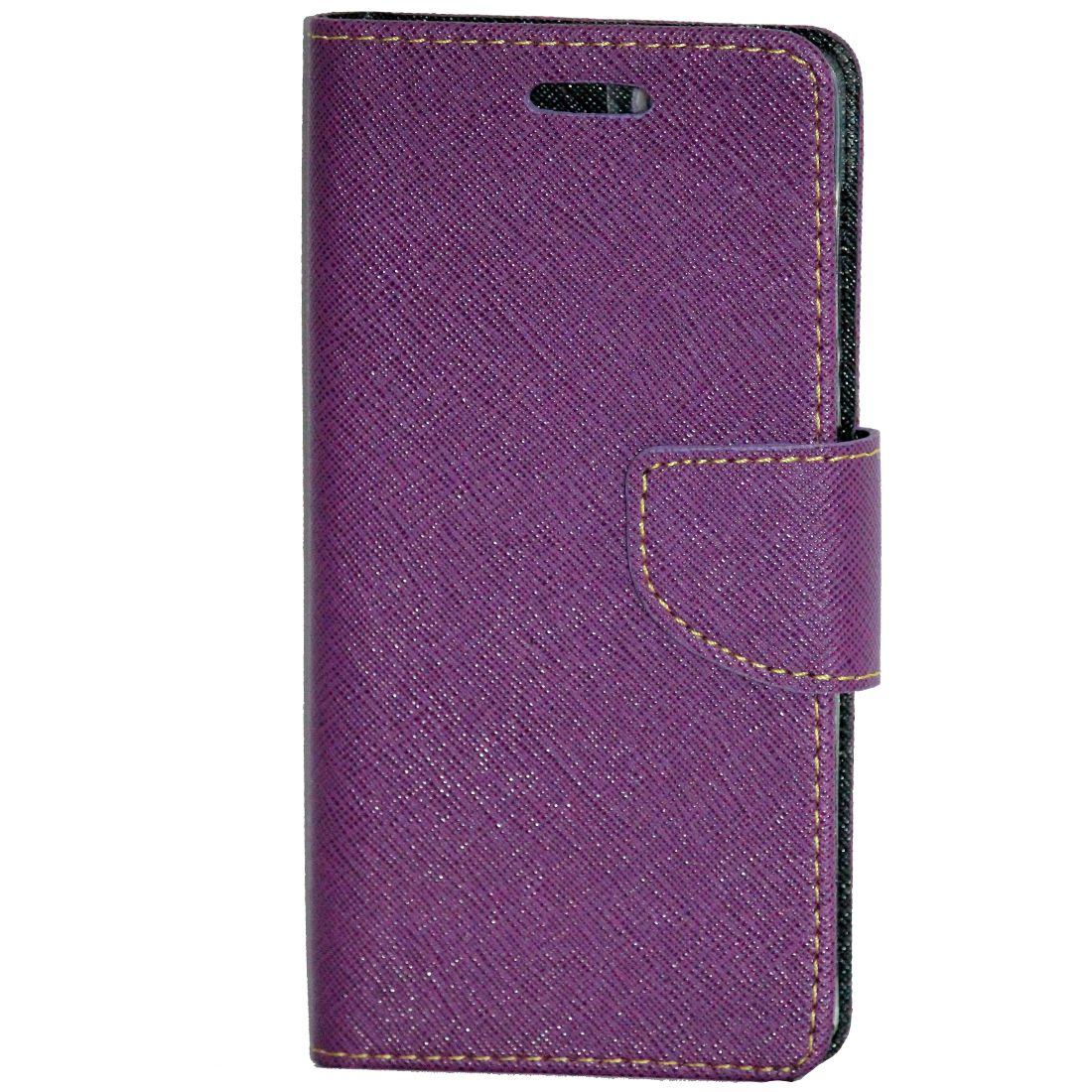 new concept 776a5 9f2fb Xolo Era 4G Flip Cover by Gizmofreaks - Purple