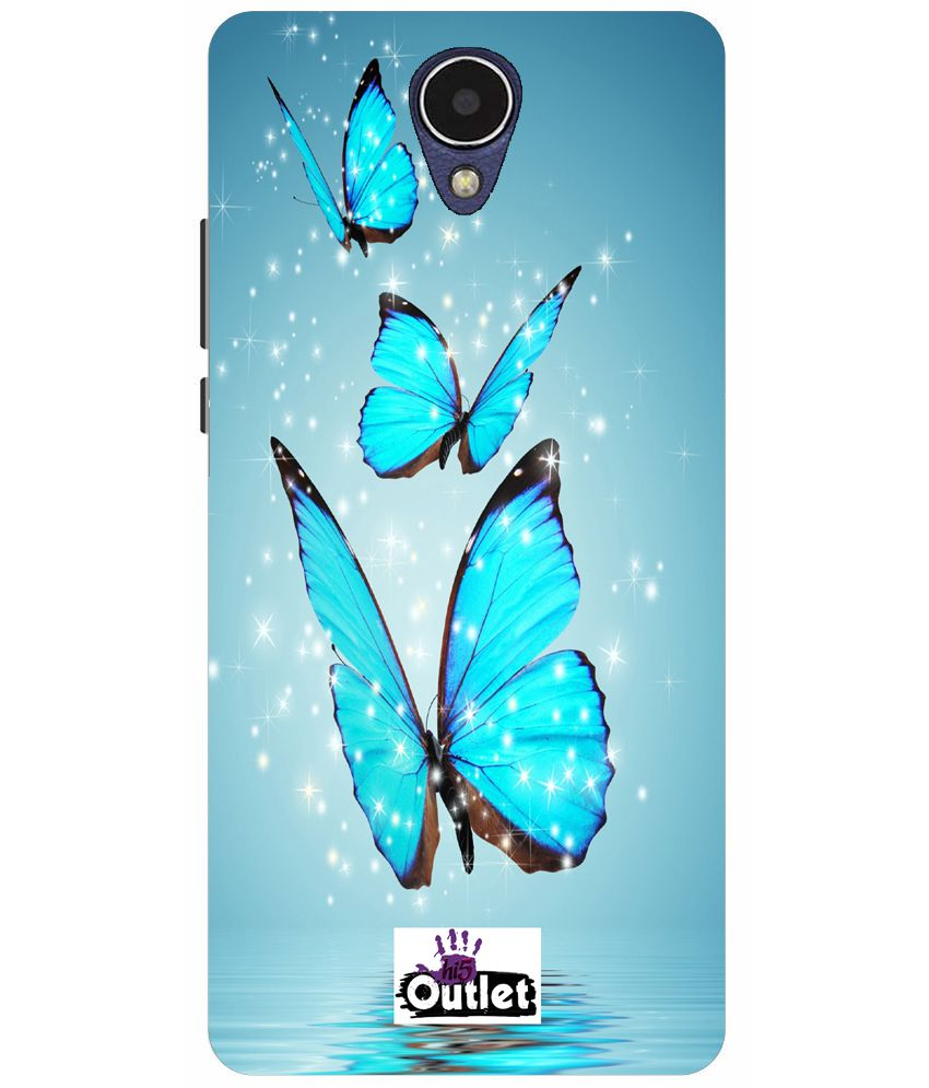 buy online 4d6f1 7b43e Micromax Canvas Mega 4G Q417 Printed Cover By HI5OUTLET