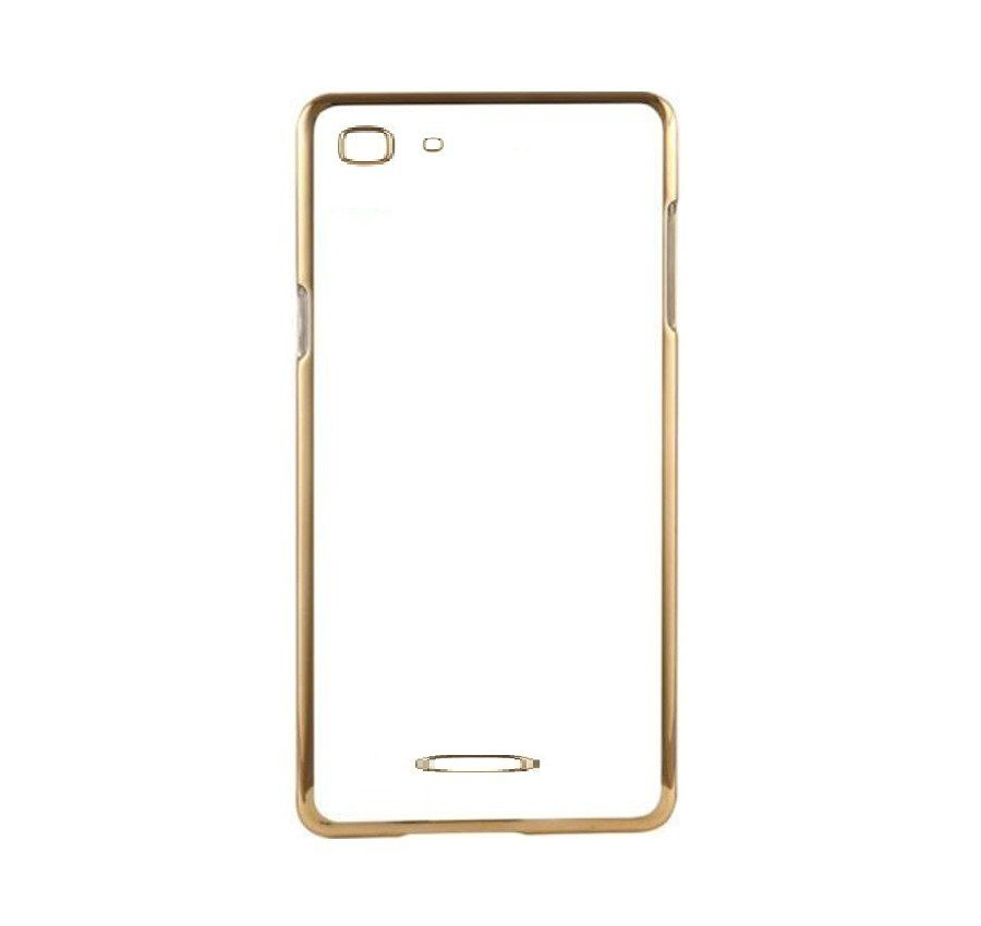 info for ec9be ffc1d Reliance Jio Lyf Wind 6 Cover by Mirox - Golden