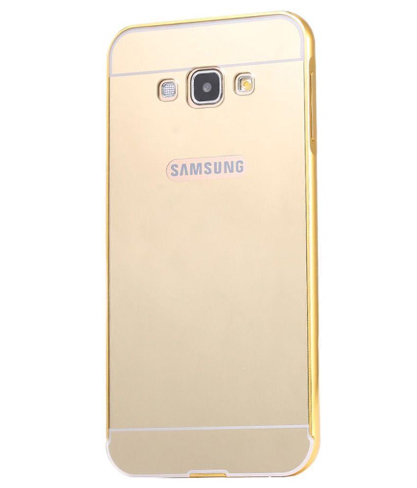 Samsung Galaxy j3 Cover by Sedoka - Golden
