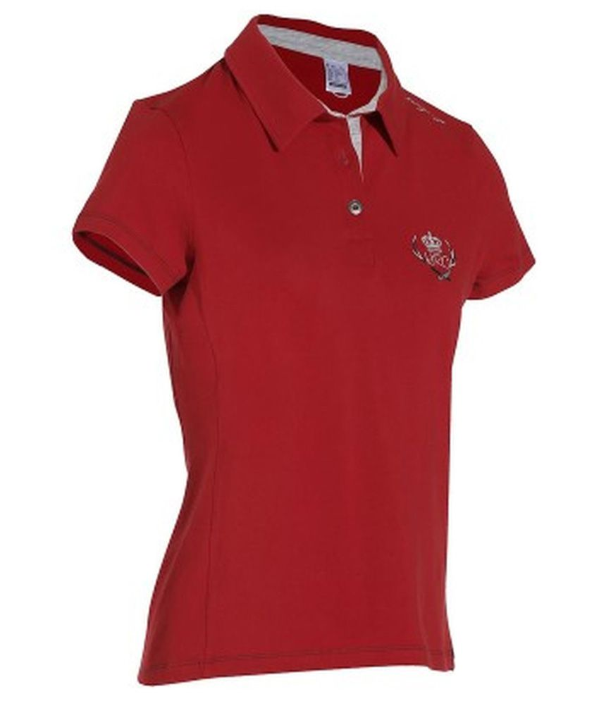 Fouganza Lady Polo T-Shirt