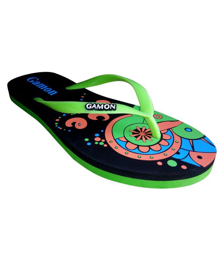 Gamon Green Slides