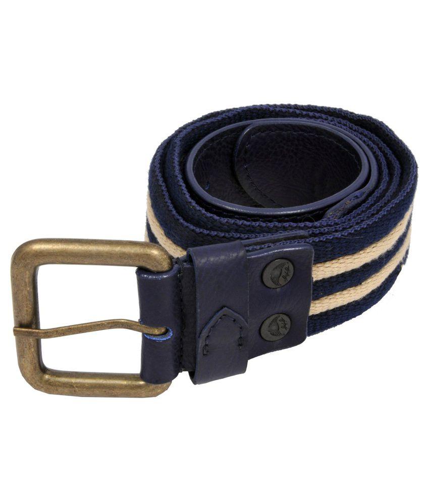 Woap Multi PU Casual Belts