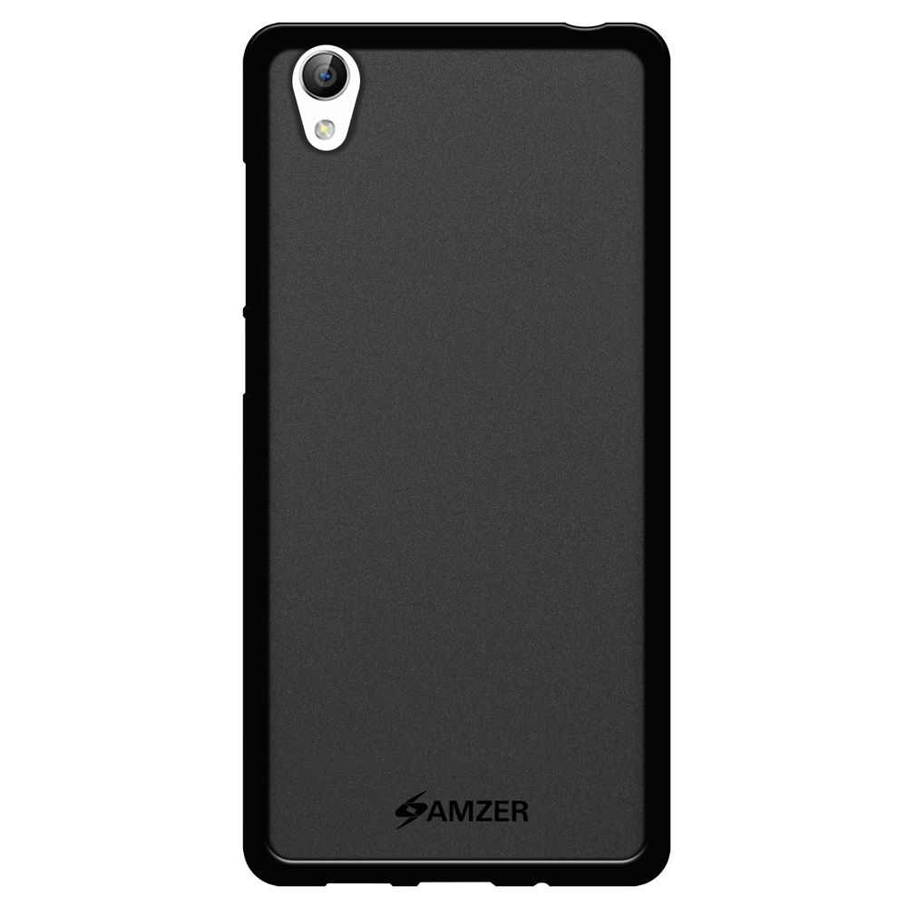 reputable site 8bc11 6b040 Vivo Y51L Cover by AMZER - Black