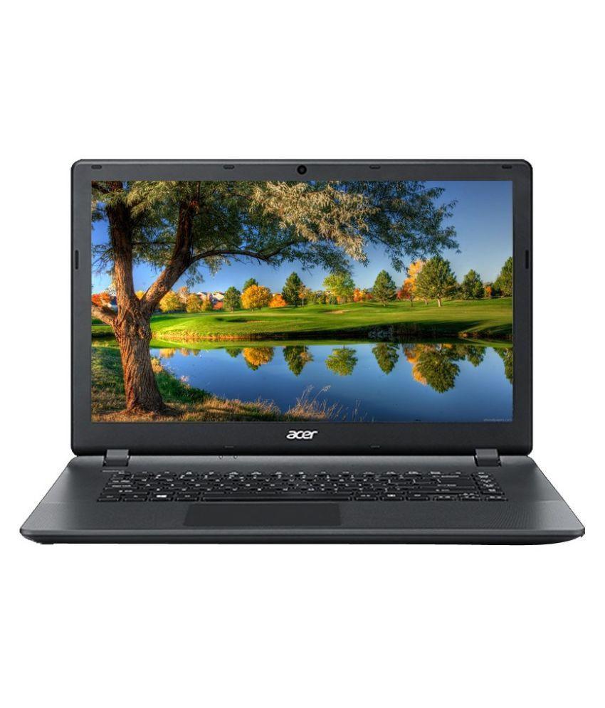 Acer Aspire NX.MZ8SI.014 Notebook Intel Pentium 2 GB 39.62cm(15.6) Windows 10 Home Black