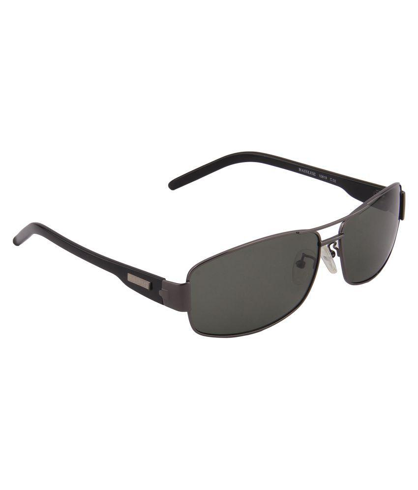 Grio Black Aviator Sunglasses ( 03 )