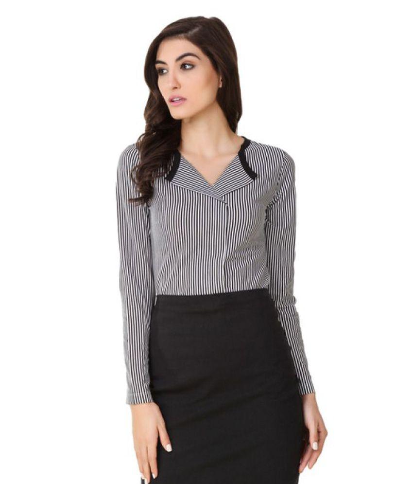 Texco Gray Cotton Shirt