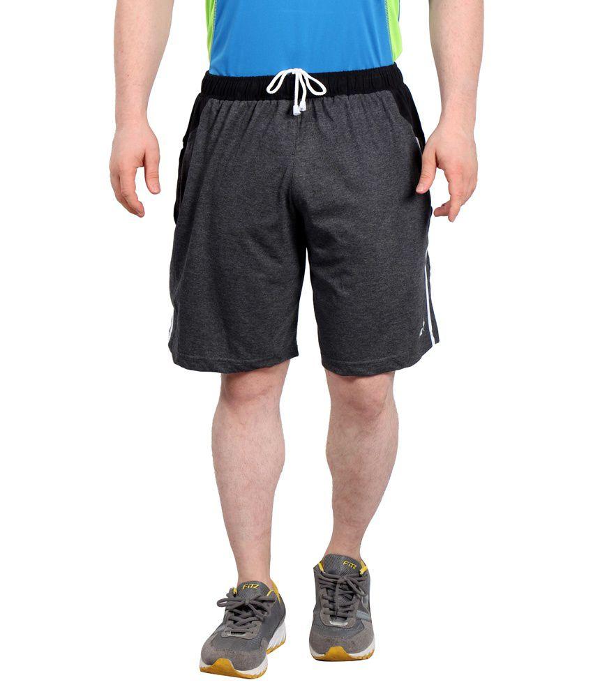 Fitz Grey Shorts