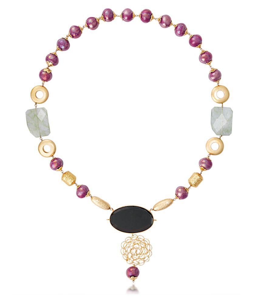 Shaze Multicolour Necklace
