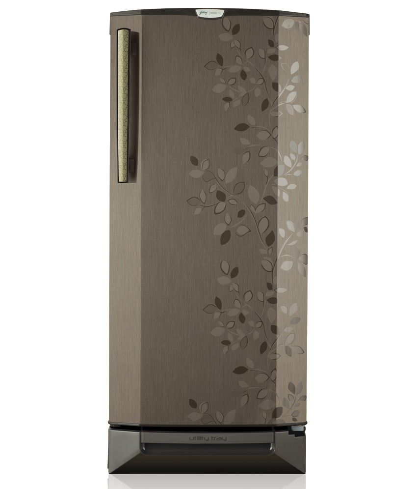 Godrej RD Edge Pro 190 PDS 5S Direct Cool Refrigerator (Carbon Leaf)