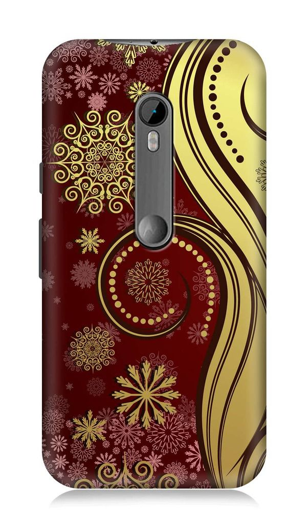 Moto G3 Printed Cover By 7C