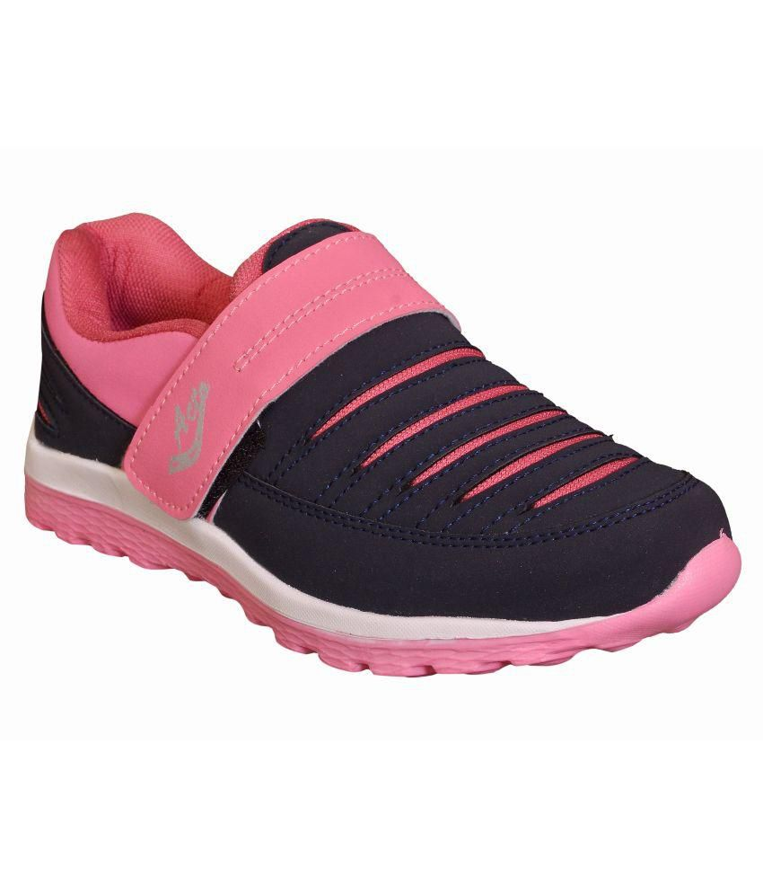 Acto Pink Running Shoes