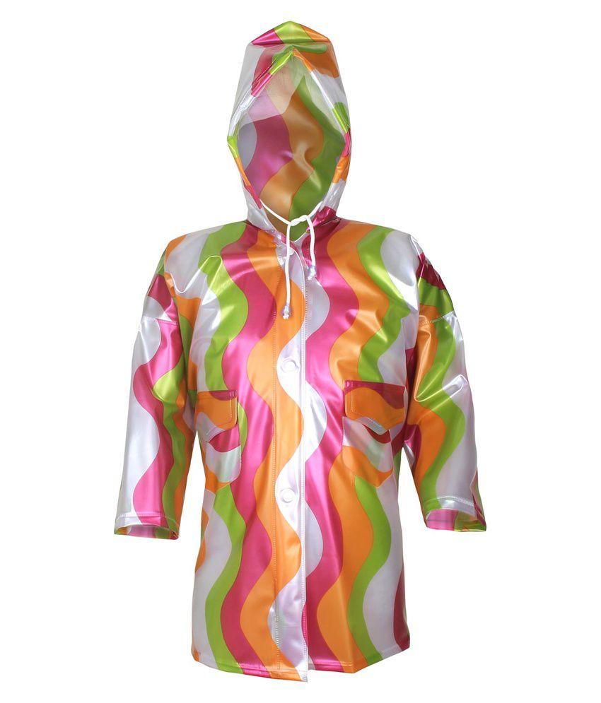 Rehbarrainwear Multicolor Polyester Windcheater - Pack of 2