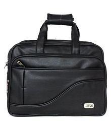 Good Win Black P.U. Office Bag