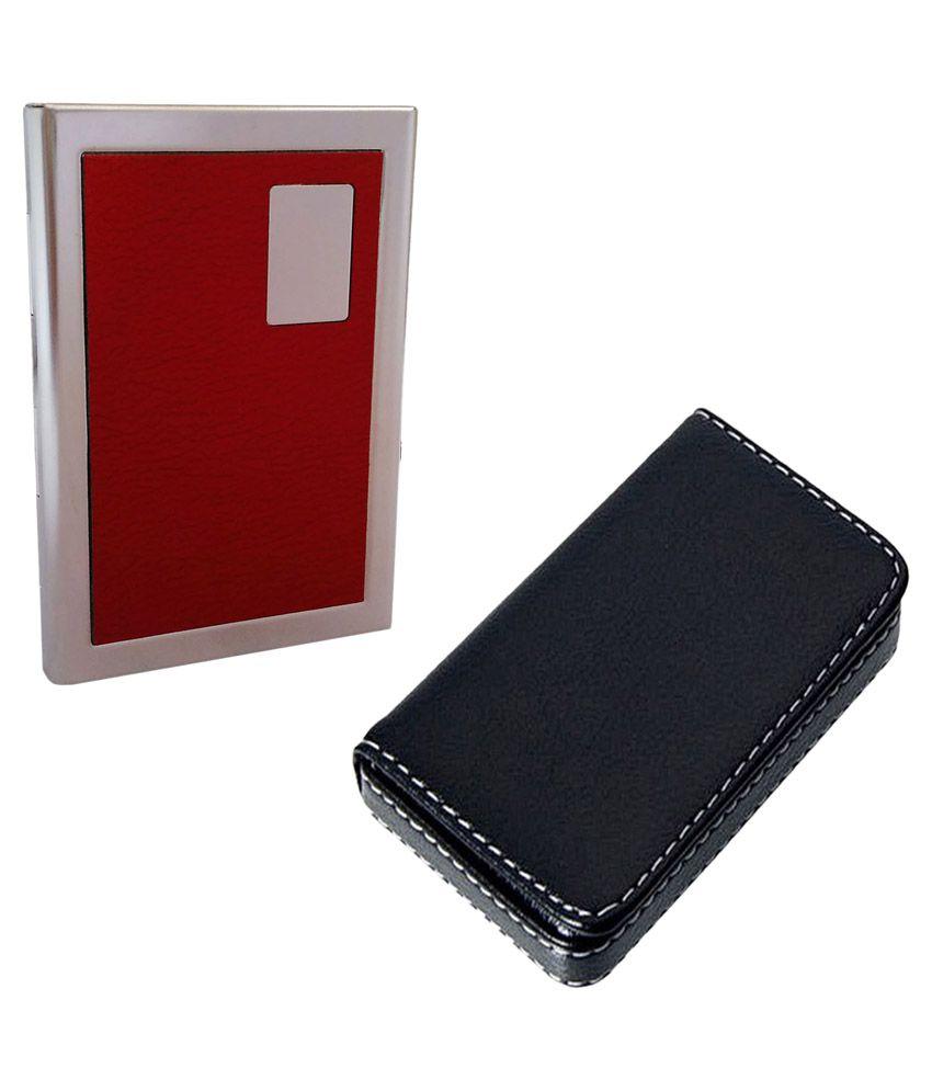 Billionbag Button Multi Card Holder Card Holders