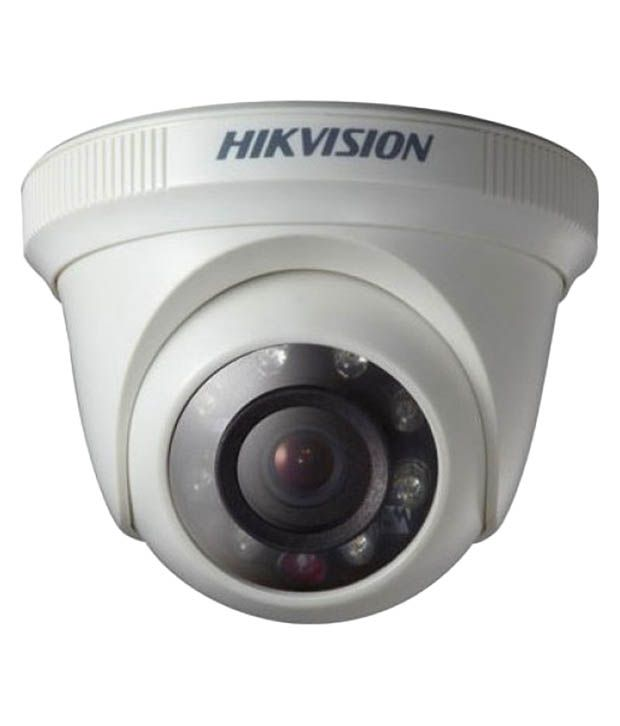 e1ad8c33a3a Hikvision DS 2CE56COT IRP IP Dome 90 Camera available at SnapDeal for Rs .1313
