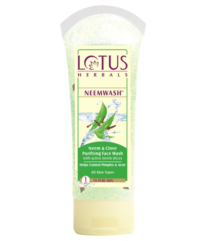 photo Top 6 Lotus Herbals Face Washes Available In India
