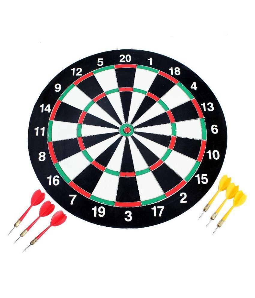 Sharp N Style Double Sided Dart Game