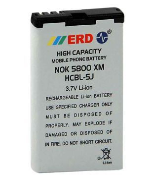 Nokia Lumia 520 1200 mAh Battery by ERD