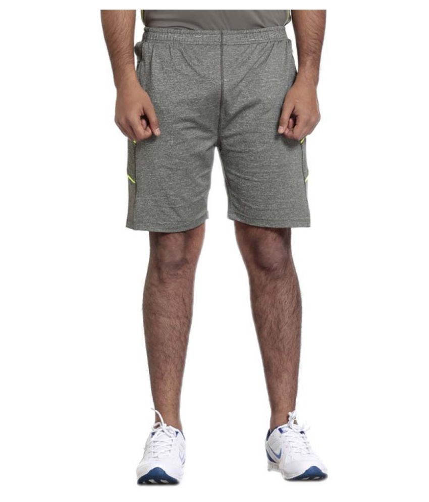 Seven Dark Grey Shorts