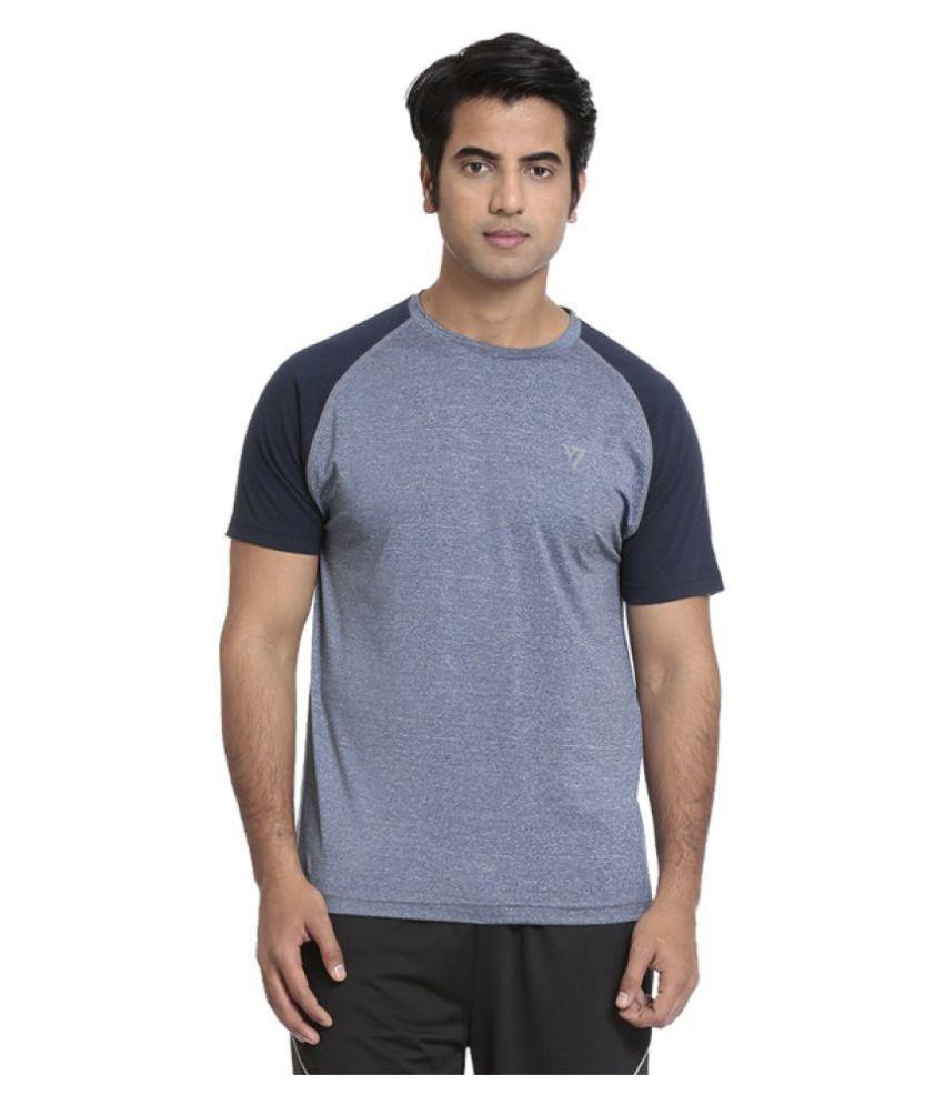 Seven Grey Polyester Shorts
