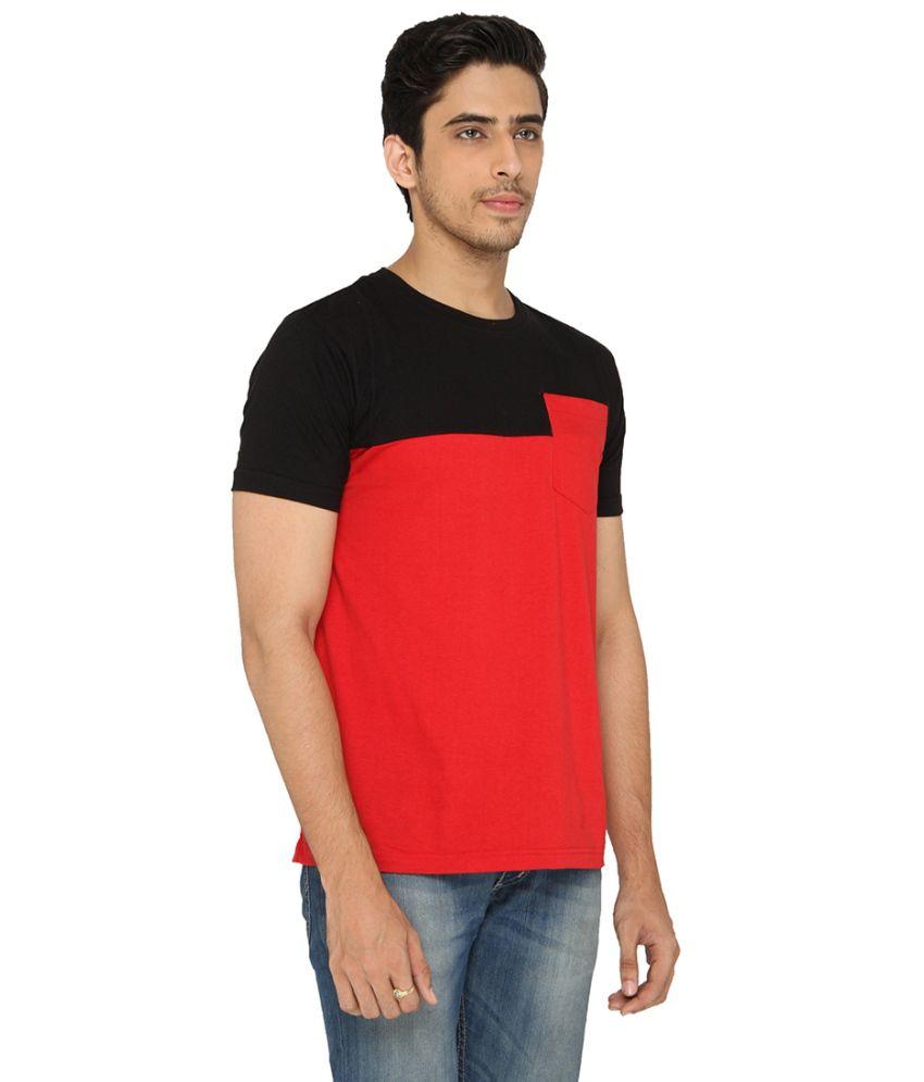 LUCfashion Multi Round T-Shirt