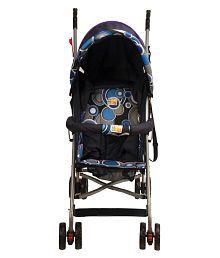 Mee Mee Baby Stroller_Navy Blue (Teddy)