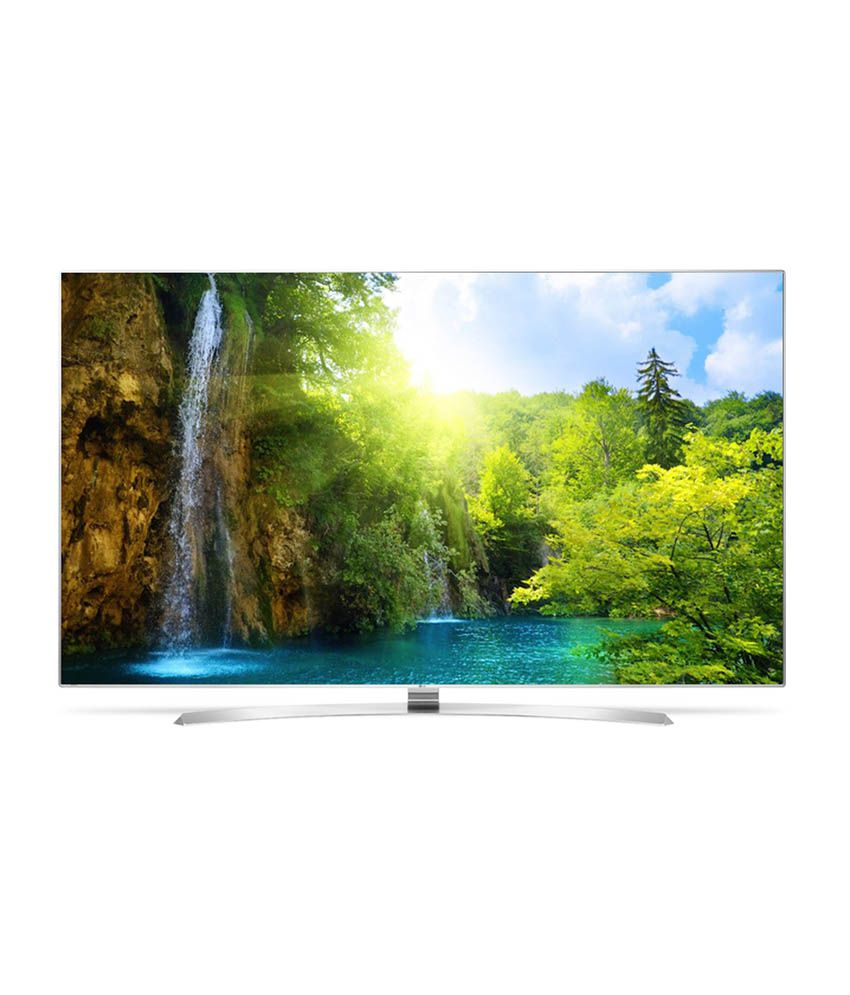 LG 49UH850T 123 cm ( 49 ) 3D Smart Ultra HD (4K) LED Television