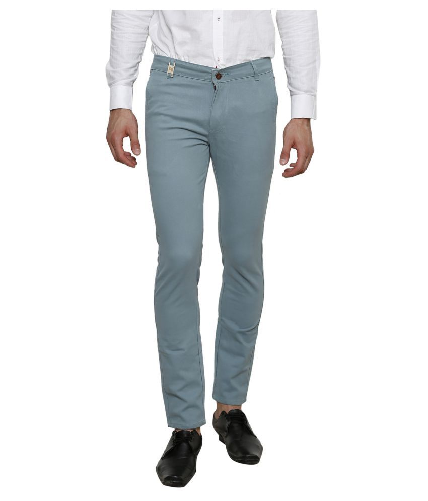 UNQ Grey Slim Flat