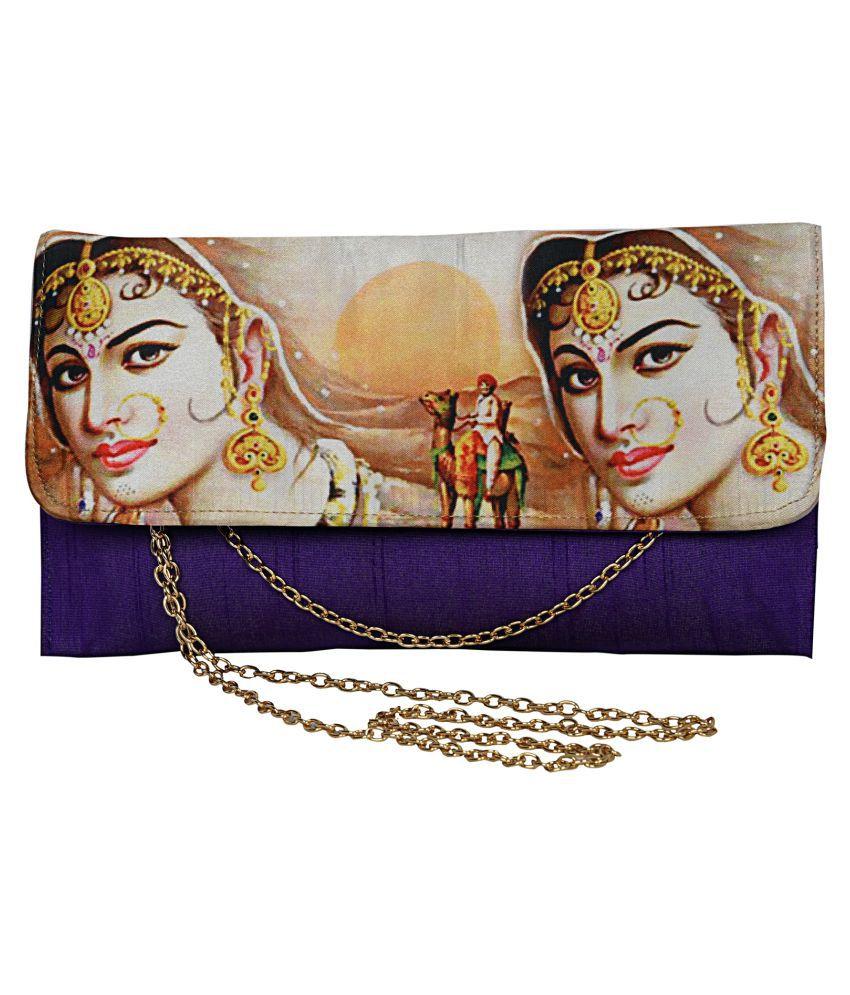 Decot Paradise Multi Fabric Sling Bag