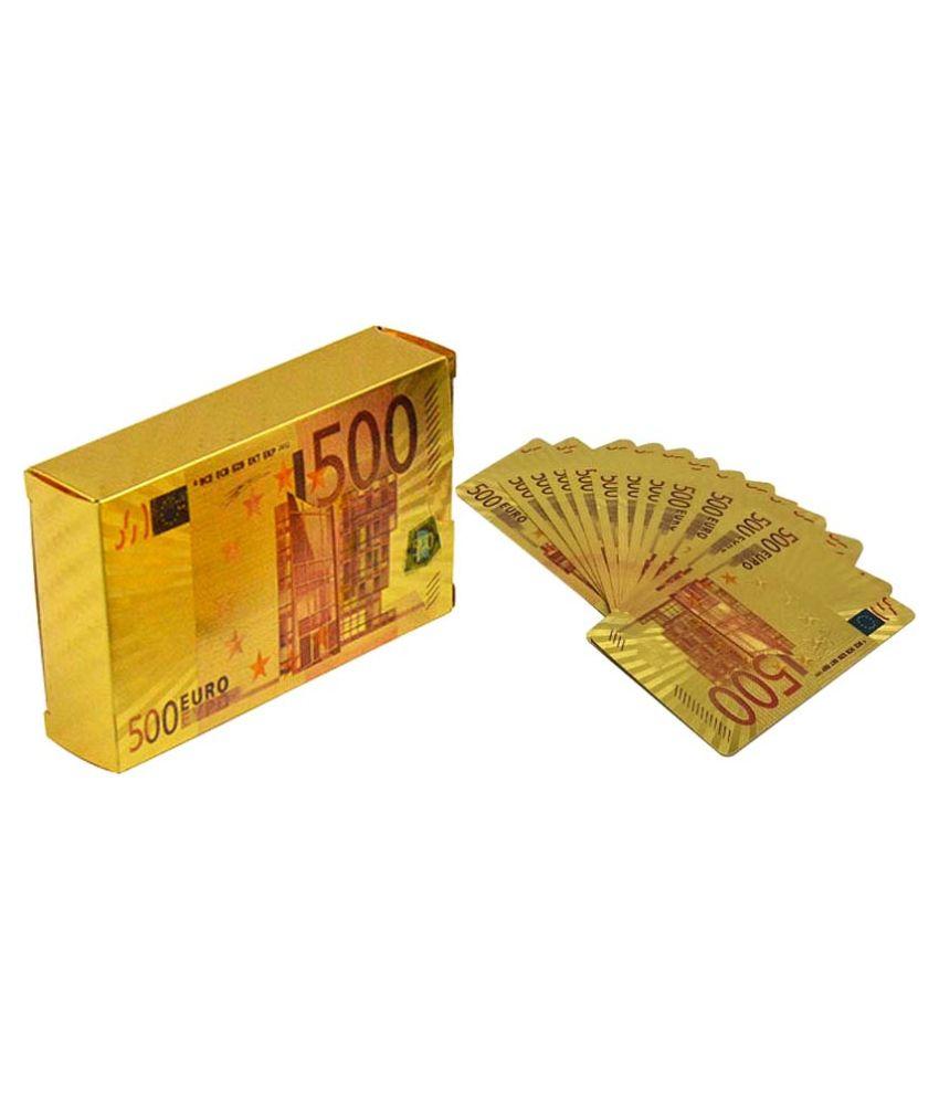 Gold Dust Golden Card Set