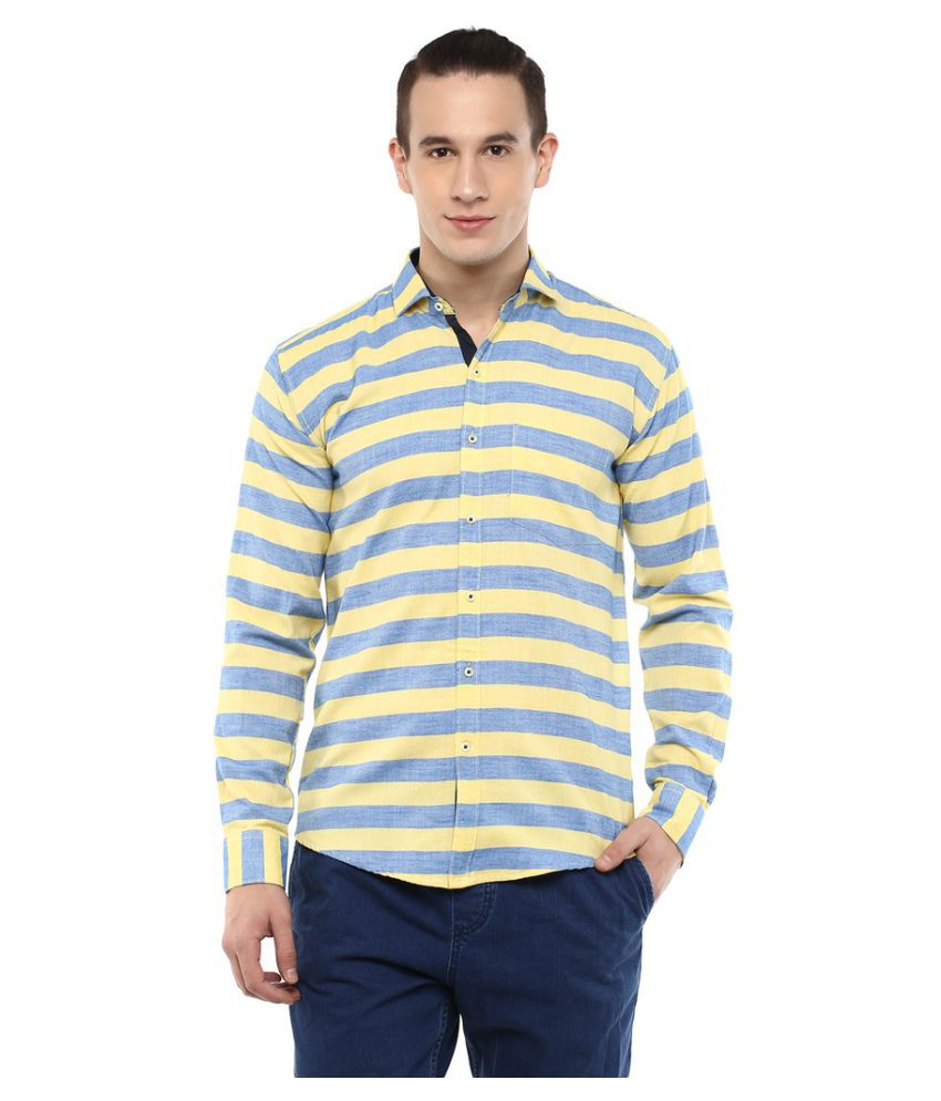 Dennison Multi Casuals Slim Fit Shirt
