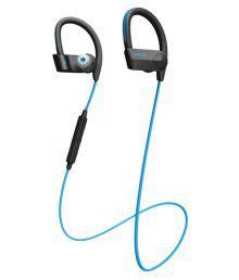 Jabra Sport Pace In Ear Wireless Earphones With Mic Red