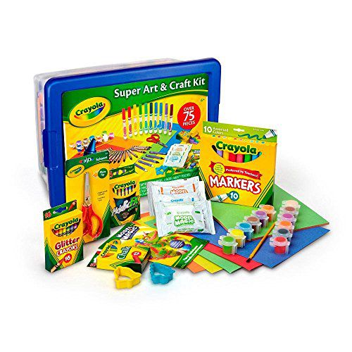 Crayola Super Art Craft Kit Buy Online At Best Price In India