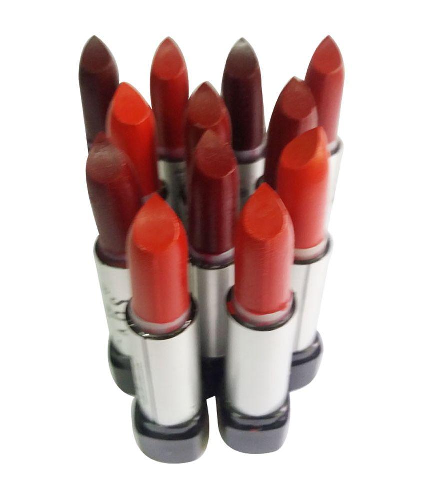 ADS Lipstick Multicolour 12 gm