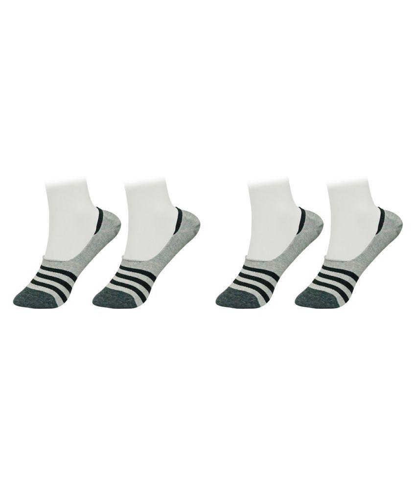 Gold Dust Multicolour Low Cut Socks - 2 Pair Pack\n
