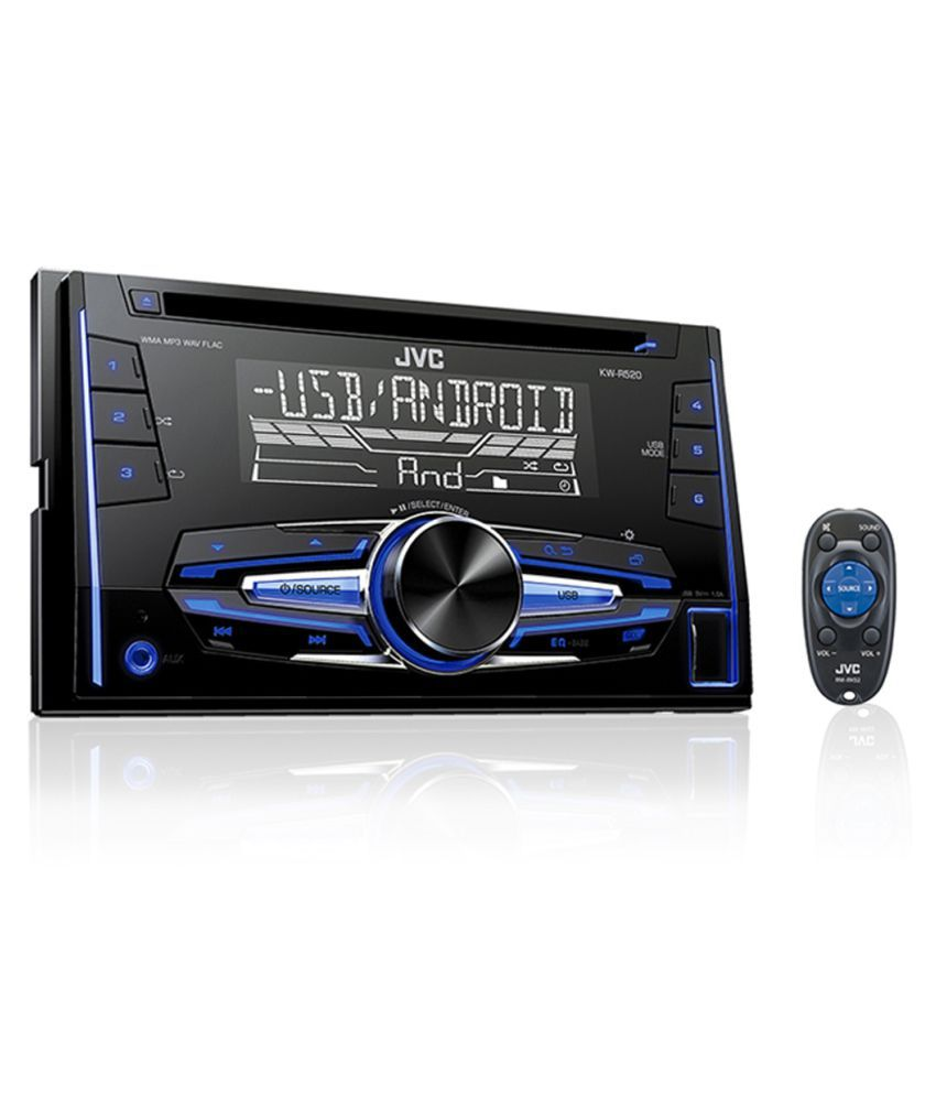 jvc kw r520 double din car stereo buy jvc kw r520 double. Black Bedroom Furniture Sets. Home Design Ideas