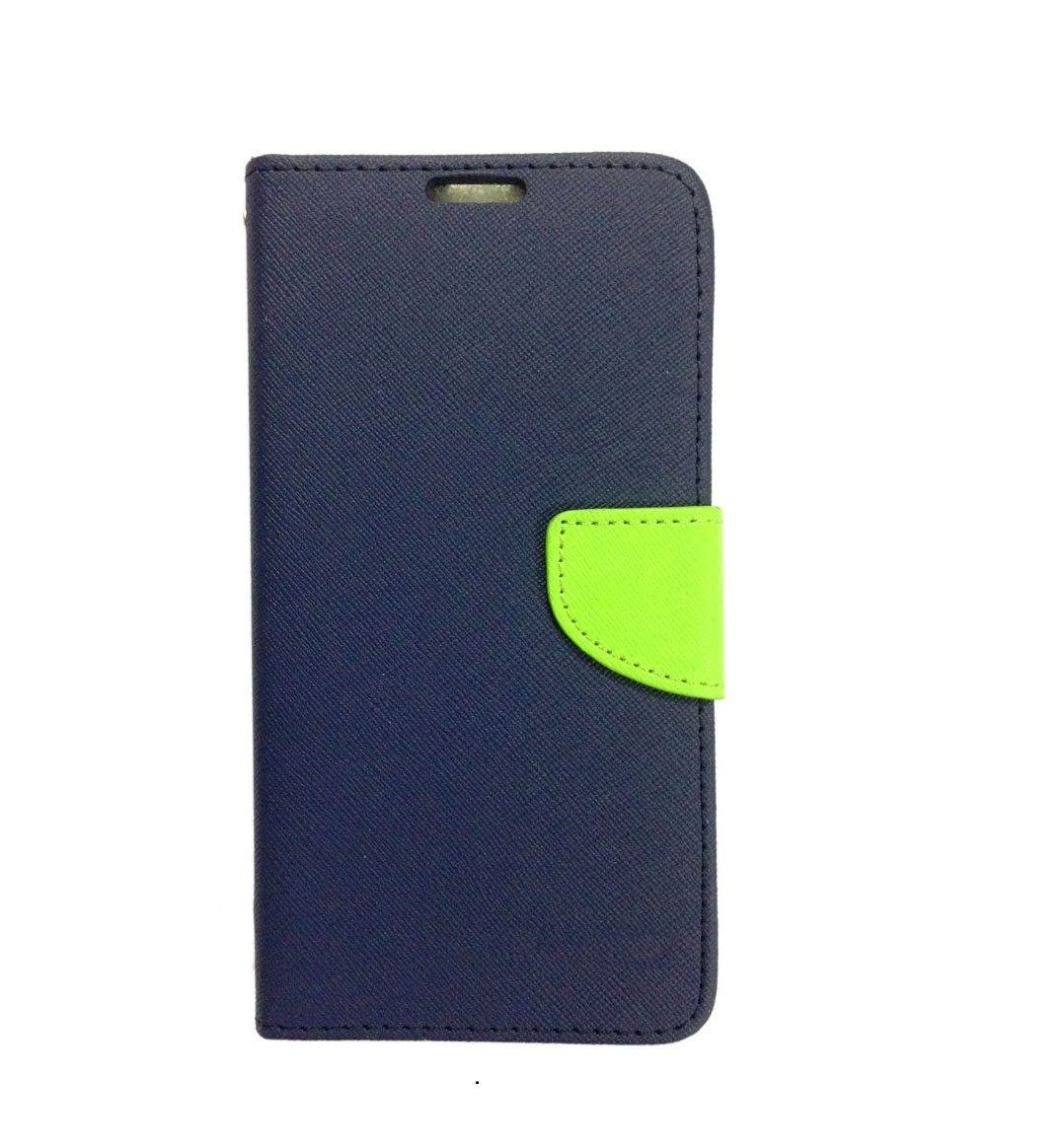 wholesale dealer 0c7f2 6fe4d Nokia X2 Flip Cover by JMD - Blue