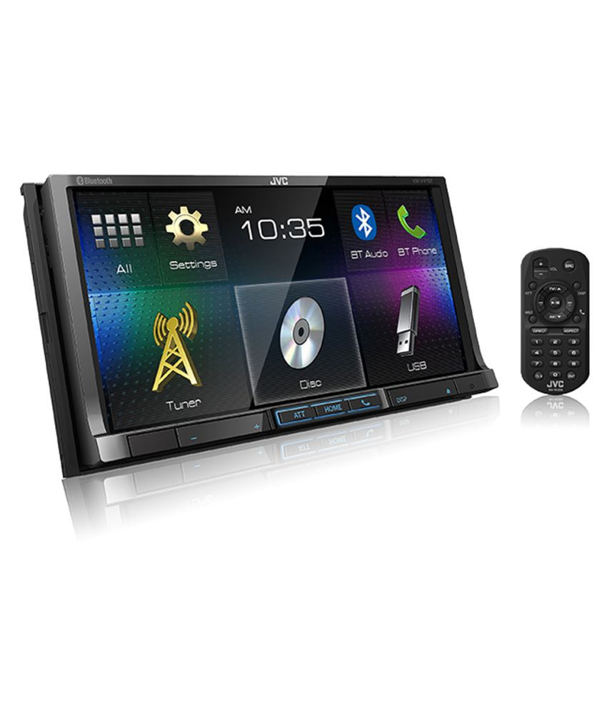 jvc kw v41bt double din car stereo buy jvc kw v41bt. Black Bedroom Furniture Sets. Home Design Ideas