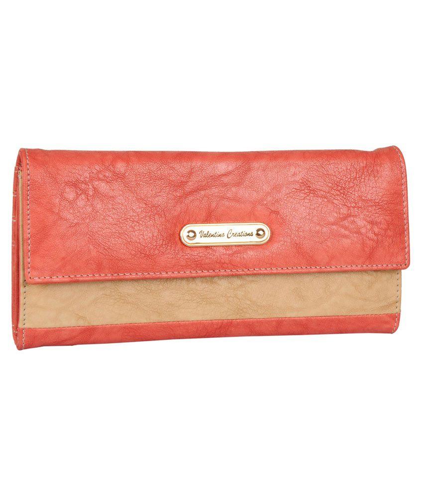 Hashain Leather Works PeachPuff Wallet
