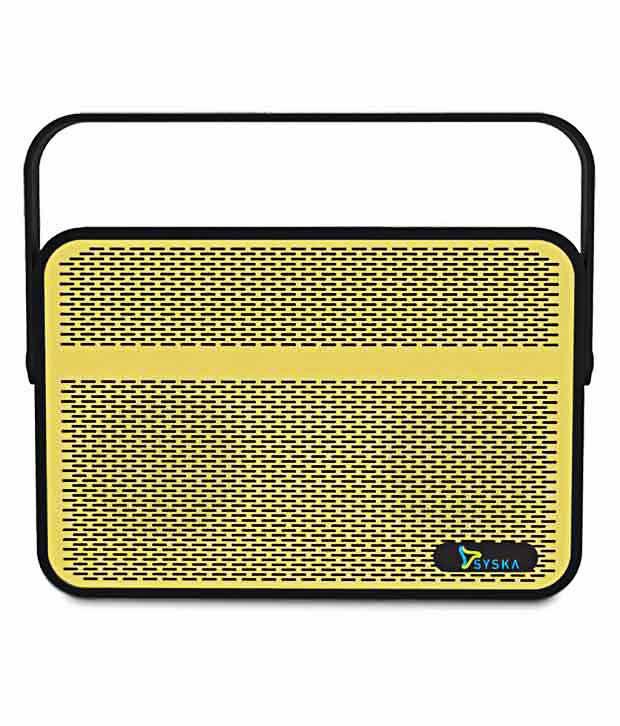 Syska Blade Bluetooth Speaker