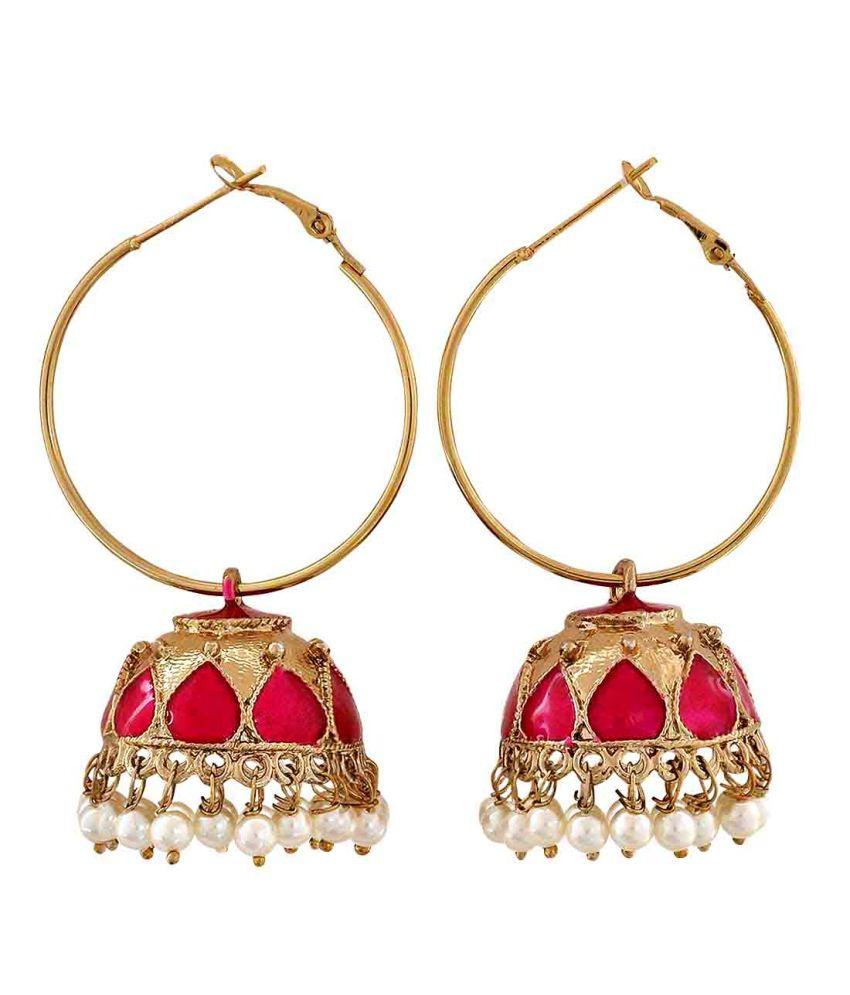 Maayra Multi Color Earrings