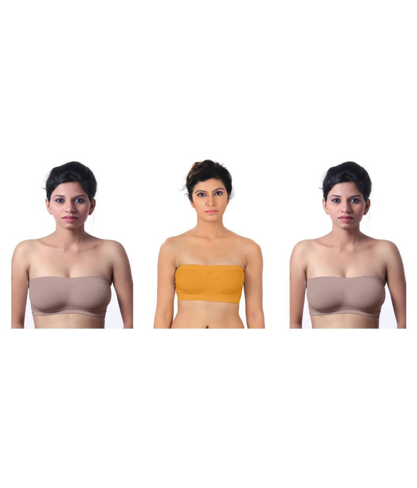 Heena Fashion Multi Color Lycra Bras