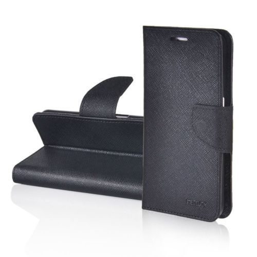 Micromax Canvas Juice 2 Flip Cover by chat online - Black