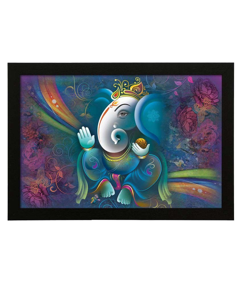 Delight Delight Art Frame MDF Art Prints With Frame Single Piece