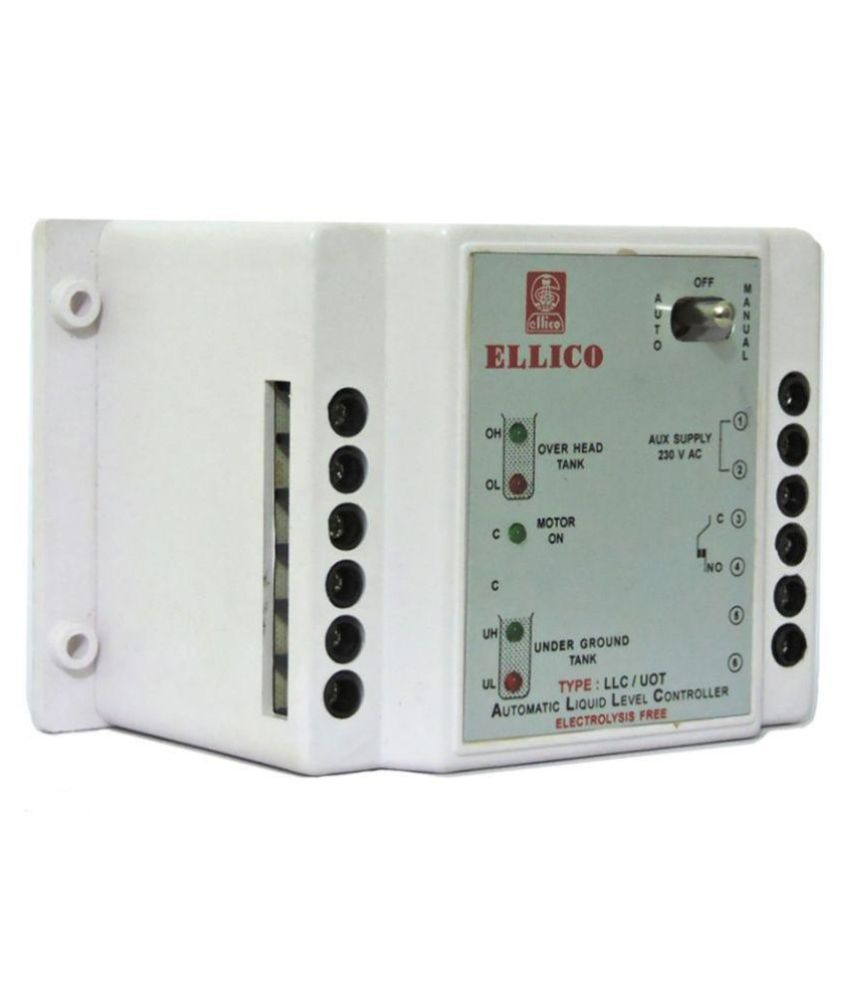 Ellico Analog Water level Controller SDL082761075 1 505ab buy ellico analog water level controller online at low price in ellico water level controller wiring diagram at panicattacktreatment.co