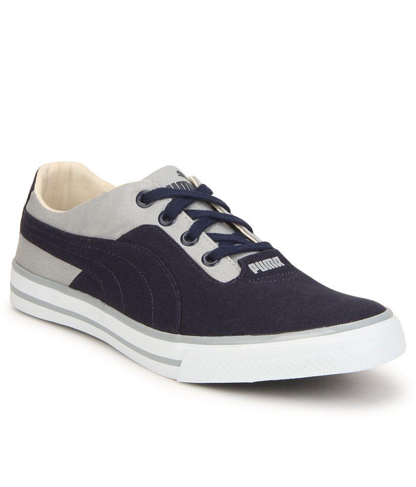 Puma Navy Slyde IDP Sneakers